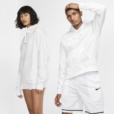 Flísová mikina Nike Sportswear s kapucí