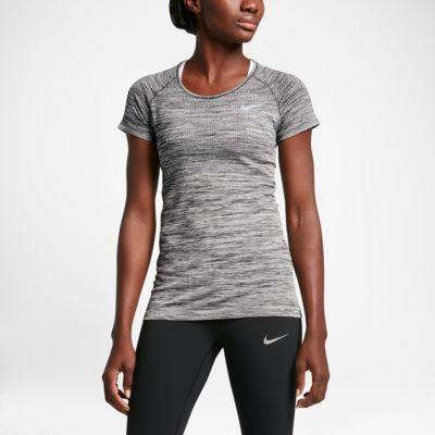 Nike Dri-FIT Knit Women's Short-Sleeve Running Top