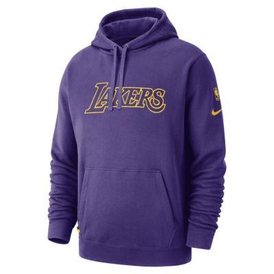 Los Angeles Lakers Nike Men S Nba Hoodie Nike Com