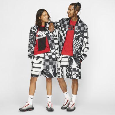 Nike Sportswear mønstret shorts