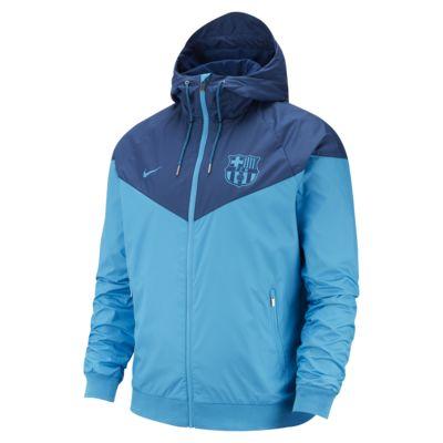 FC Barcelona Windrunner Men's Jacket