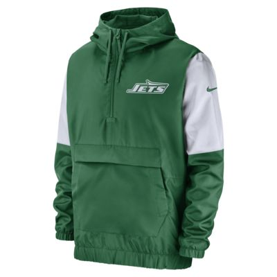 meet 9d56a 00654 Nike Anorak (NFL Jets) Men's Jacket