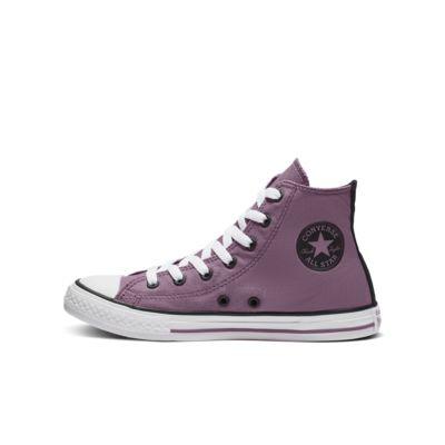 Converse Chuck Taylor All Star Seasonal Color High Top Big Kids' Shoe