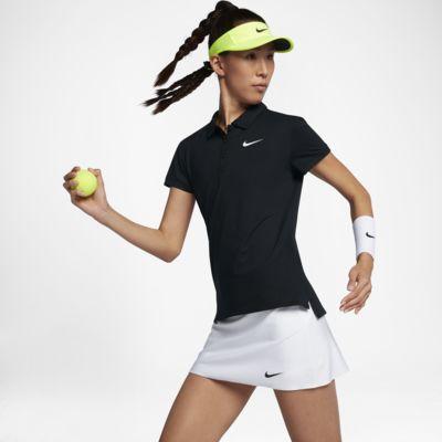 เสื้อโปโลเทนนิสผู้หญิง NikeCourt