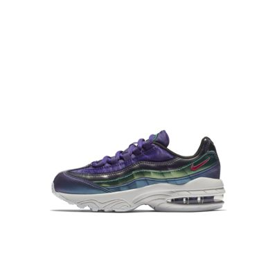 Nike Air Max 95 SE Little Kids' Shoe