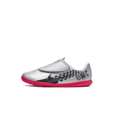 Halowe buty piłkarskie dla dzieci w wieku przedszkolnym Nike Jr. Mercurial Vapor 13 Club Neymar Jr. IC