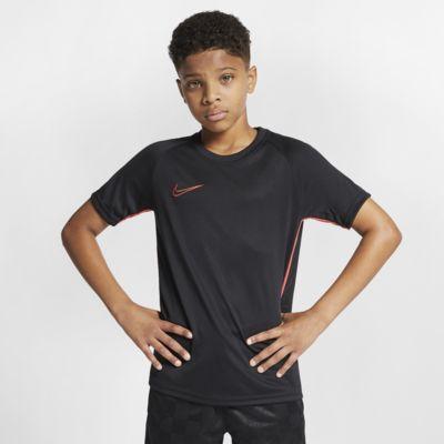 Nike Dri-FIT Academy 大童短袖足球上衣