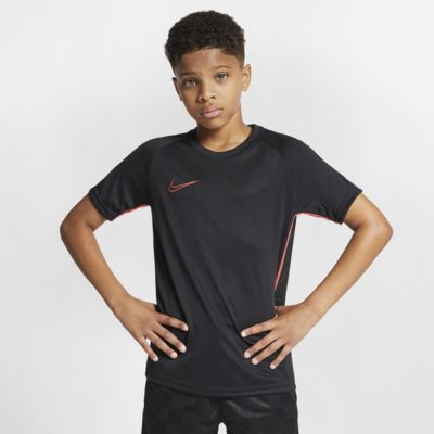 Nike Dri-FIT Academy Older Kids' Short-Sleeve Football Top