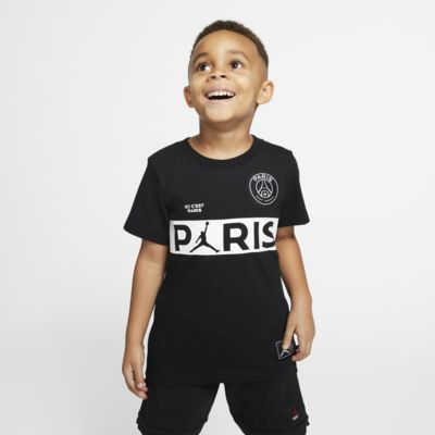 PSG Younger Kids' Short-Sleeve T-Shirt