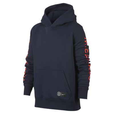 Chelsea FC Older Kids' Sweatshirt Hoodie