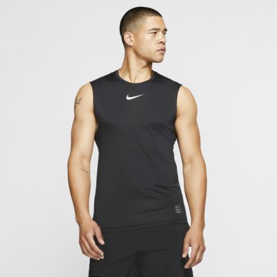 09f2657ea78021 Nike Pro Men s Sleeveless Fitted Top. Nike.com