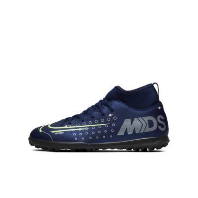 Fotbollssko för grus/turf Nike Jr. Mercurial Superfly 7 Club MDS TF för barn/ungdom