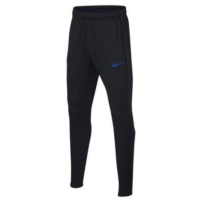 Футбольные брюки для школьников England Dri-FIT Squad