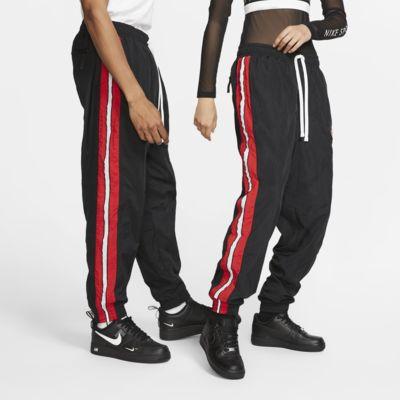 Pantaloni da basket in woven Nike Throwback