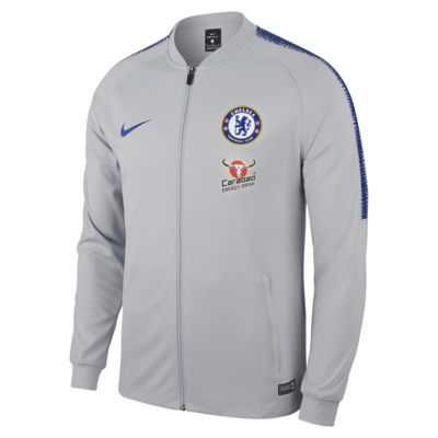 Veste de survêtement de football Chelsea FC Dri-FIT Squad pour Homme