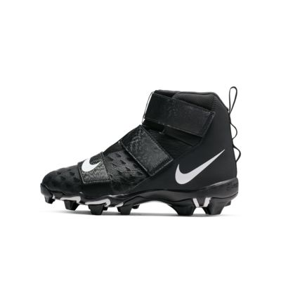 Nike Force Savage Shark 2 Little/Big Kids' Football Cleat (Wide)