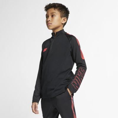 Haut de football Nike Dri-FIT Squad pour Enfant plus âgé