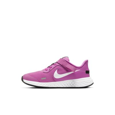 Кроссовки для дошкольников Nike Revolution 5 FlyEase  - купить со скидкой