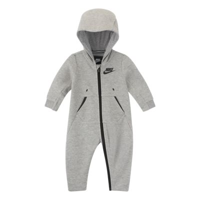 Nike Sportswear Tech Fleece Baby (0-9M) Hooded Coverall