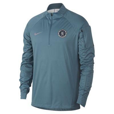 Chelsea FC Shield Squad fotballtreningsoverdel til herre