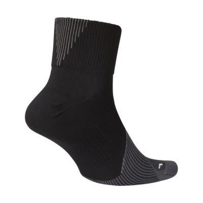 Nike Elite Lightweight Quarter 跑步專用襪