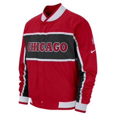 Chicago Bulls Nike Courtside NBA-Herrenjacke