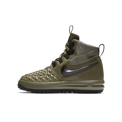 Купить Ботинки для школьников Nike Lunar Force 1 Duckboot '17