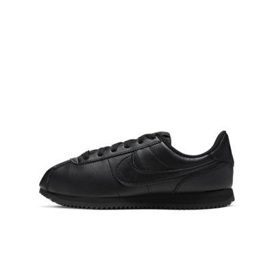 Calzado para niños talla grande Nike Cortez Basic SL