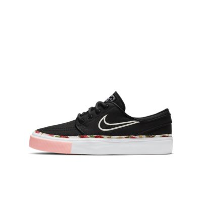 Skateboardsko Nike SB Stefan Janoski VF för ungdom