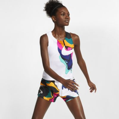 Nike Dri-FIT 女子短款训练背心