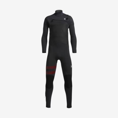 Hurley Advantage Plus 4/3mm Fullsuit Neoprenanzug für ältere Kinder (Jungen)