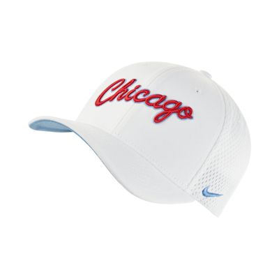 Chicago Bulls City Edition Nike Classic99 Unisex NBA Hat