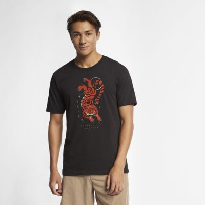 Hurley Premium Tigre  Men's T-Shirt