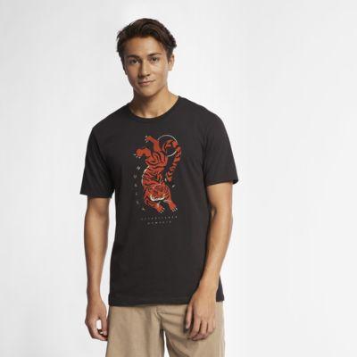 T-shirt Hurley Premium Tigre - Uomo