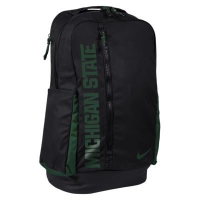 Nike College Vapor Power 2.0 (Michigan State) Training Backpack