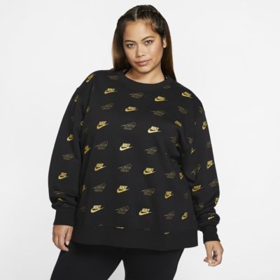 Nike Sportswear Women's Fleece Crew (Plus Size)