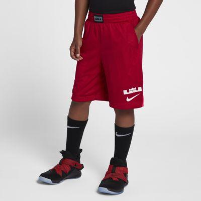 Nike Dri-FIT LeBron Elite Big Kids' (Boys') Basketball Shorts