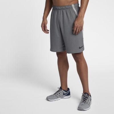 กางเกงเทรนนิ่งแบบทอขาสั้น 9 นิ้วผู้ชาย Nike Dri-FIT