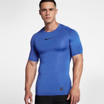 Męska koszulka treningowa z krótkim rękawem Nike Pro