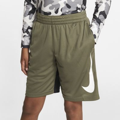Nike Dri-FIT Basketbalshorts voor jongens
