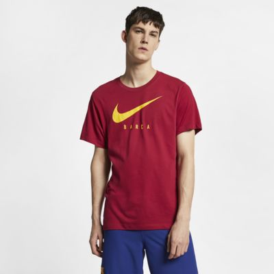 T-shirt de futebol FC Barcelona para homem