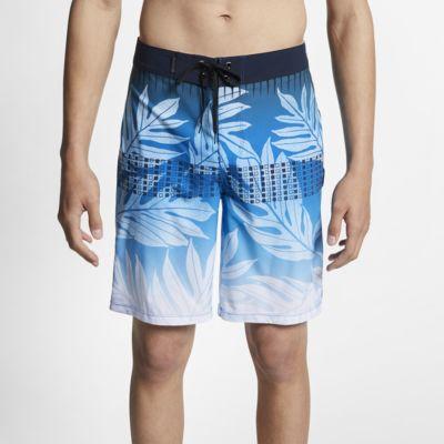 Pánské 51cm surfařské kraťasy Hurley Phantom Sig Zane Moorea
