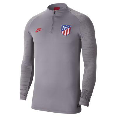Nike Dri-FIT Atlético de Madrid Strike fotballtreningsoverdel til herre