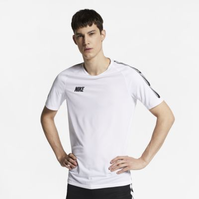 Ανδρική κοντομάνικη ποδοσφαιρική μπλούζα Nike Breathe Squad