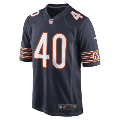 NFL Chicago Bears (Gale Sayers) Men's Football Home Game Jersey