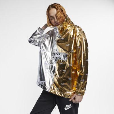 Nike Sportswear Metallic-Jacke für Damen