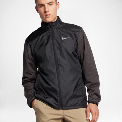 Nike Shield Full-Zip Men's Golf Jacket. Nike.com