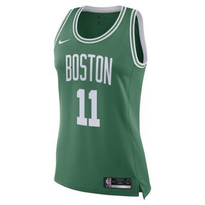 Maillot connecté Nike NBA Kyrie Irving Icon Edition Swingman (Boston Celtics) pour Femme