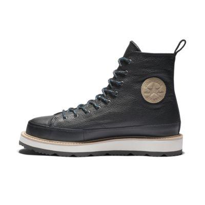 converse boots high