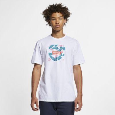 Hurley Premium Box Floral Men's T-Shirt